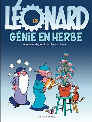 "Afficher ""Léonard n° Tome 13 Génie en herbe"""