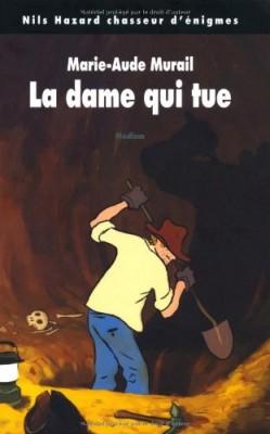 """Afficher """"Nils Hazard chasseur d'énigmes La dame qui tue"""""""