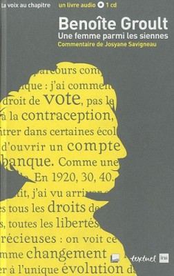 """Afficher """"Benoîte Groult"""""""