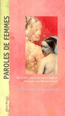 """Afficher """"Paroles de femmes"""""""