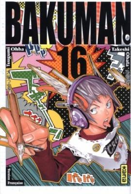 """Afficher """"Bakuman n° 16"""""""