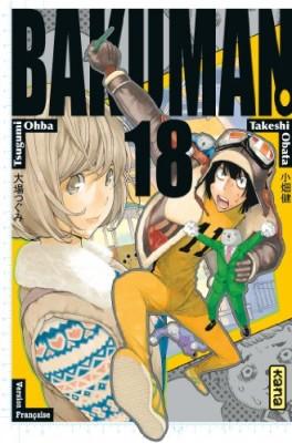 """Afficher """"Bakuman n° 18"""""""