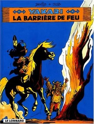 "Afficher ""Yakari (BD) n° 19 La Barrière de feu"""