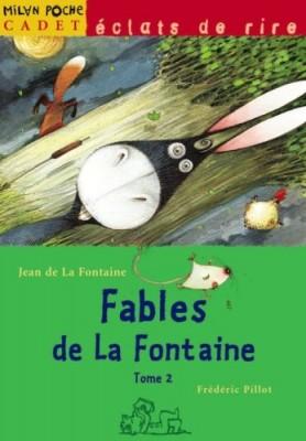 """Afficher """"Fables de La Fontaine n° 2"""""""