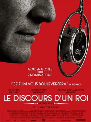 """Afficher """"Discours d'un roi (Le)"""""""