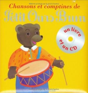 """Afficher """"Chansons et comptines de Petit Ours Brun"""""""