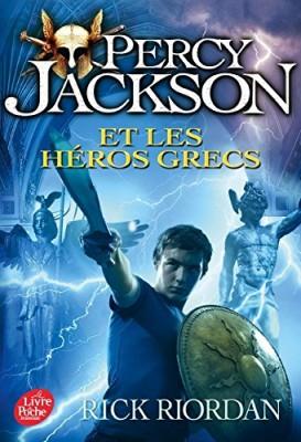 """Afficher """"Percy Jackson Percy Jakson et les héros grecs"""""""