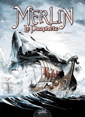 "Afficher ""Merlin le prophète n° 1Hengist"""