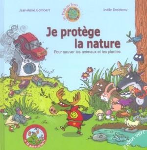 "Afficher ""Je protège la nature"""