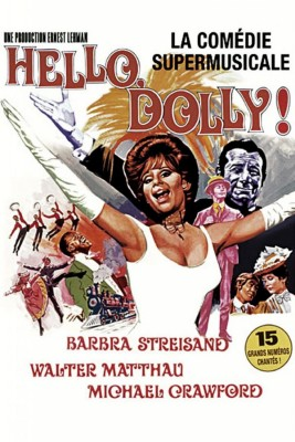 "Afficher ""Hello Dolly !"""
