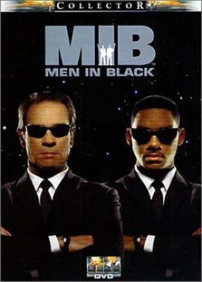 "Afficher ""Men in black"""