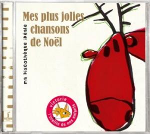 """Afficher """"Mes plus jolies chansons de noël"""""""