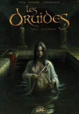 """Afficher """"Les Druides n° 2 Is la blanche"""""""