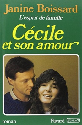 """Afficher """"L'Esprit de famille n° 6Cécile et son amour"""""""