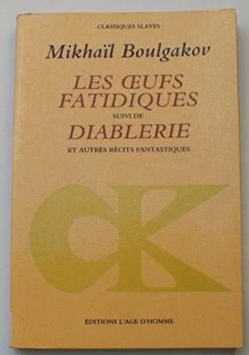 """Afficher """"Les Oeufs fatidiques"""""""
