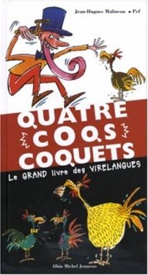 """Afficher """"Quatre coqs coquets"""""""