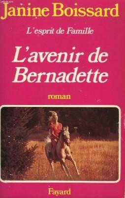 """Afficher """"L'Esprit de famille n° 2L'avenir de Bernadette"""""""