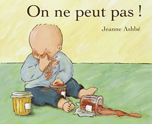 """Afficher """"Histoires de bébé On ne peut pas !"""""""