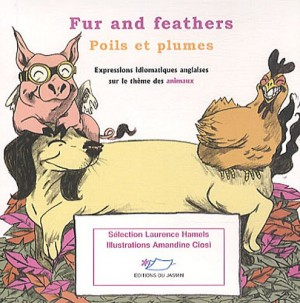 "Afficher ""Le Petit Linguiste Fur and feathers"""