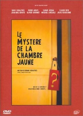 """Afficher """"Mystère de la chambre jaune (Le)"""""""