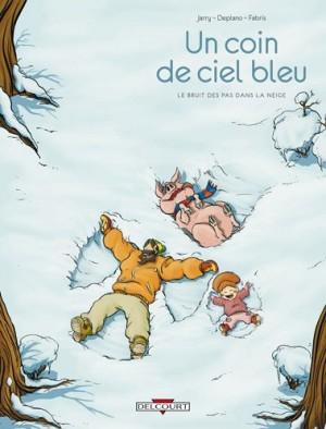 vignette de 'Un Coin de ciel bleu n° 2<br /> Le Bruit des pas dans la neige (Nicolas Jarry)'