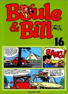 """Afficher """"Boule & Bill n° 16"""""""