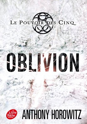 """Afficher """"Le pouvoir des Cinq n° 5 Oblivion"""""""