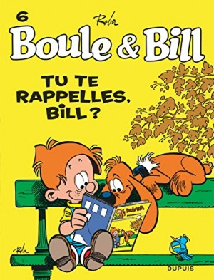 "Afficher ""Boule & Bill n° 6 Tu te rappelles, Bill ?"""