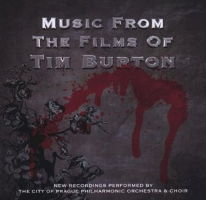 """Afficher """"Music from the films of Tim Burton"""""""