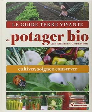 """Afficher """"Le guide Terre Vivante du jardin bio"""""""