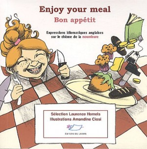 "Afficher ""Le Petit Linguiste Enjoy your meal !"""
