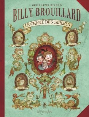 """Afficher """"Billy Brouillard n° 3Le chant des sirènes"""""""