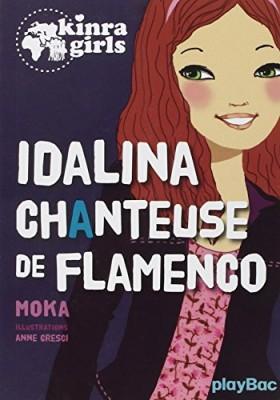 "Afficher ""Kinra girls n° I Idalina chanteuse de flamenco"""