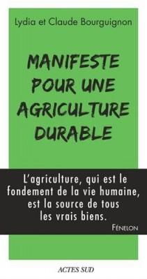 """Afficher """"Manifeste pour une agriculture durable"""""""
