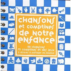 """Afficher """"Chansons et comptines de notre enfance"""""""