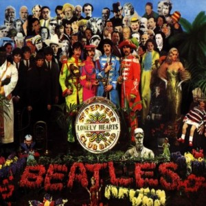 """Afficher """"Sgt Pepper's lonely hearts club band"""""""