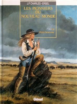 """Afficher """"Les Pionniers du nouveau monde n° 8 Petit homme"""""""