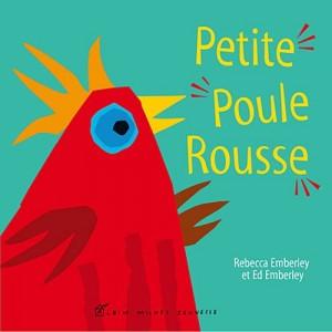 """Afficher """"Petite poule rousse"""""""