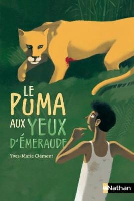 """Afficher """"Le puma aux yeux d'émeraude"""""""