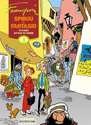 """Afficher """"Spirou et Fantasio n° 6-8 Voyages autour du monde"""""""