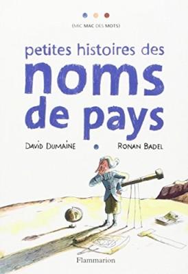 """Afficher """"Petites histoires des noms de pays"""""""