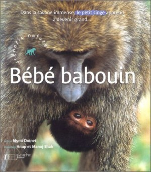 """Afficher """"Bébé babouin"""""""