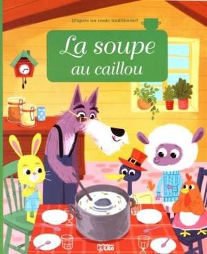 """Afficher """"Minicontes classiques La soupe au caillou"""""""