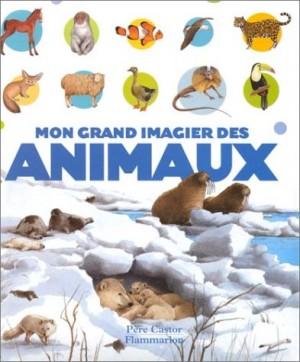 """Afficher """"Mon grand imagier des animaux"""""""