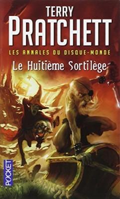 """Afficher """"Les Annales du Disque-monde n° 2 Le Huitième sortilège"""""""