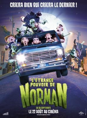 """Afficher """"L'Etrange pouvoir de Norman"""""""