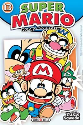 """Afficher """"Super Mario : manga adventures n° 13 Super Mario"""""""