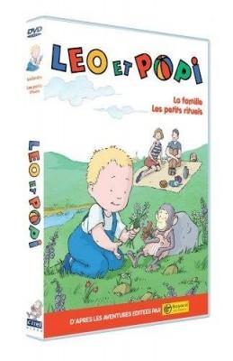 """Afficher """"Léo et Popi : La famille / les petits rituels"""""""