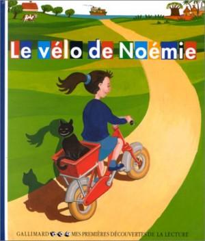 """Afficher """"Le vélo de Noémie"""""""