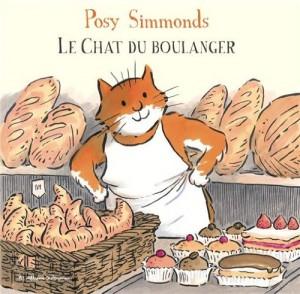 vignette de 'Le chat du boulanger (Posy Simmonds)'